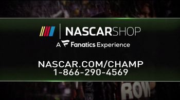 NASCAR Shop TV Spot, 'Martin Truex Jr.: Own a Piece of History' - Thumbnail 4
