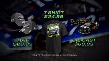 NASCAR Shop TV Spot, 'Martin Truex Jr.: Own a Piece of History' - Thumbnail 6