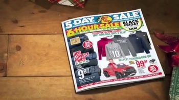 Bass Pro Shops 6 Hour Sale TV Spot, 'The North Pole: Dog Beds and Smoker' - Thumbnail 5