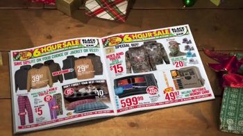 Bass Pro Shops 6 Hour Sale TV Spot, 'The North Pole: Dog Beds and Smoker' - Thumbnail 6