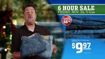 Bass Pro Shops 6 Hour Sale TV Spot, 'The North Pole: Dog Beds and Smoker' - Thumbnail 7