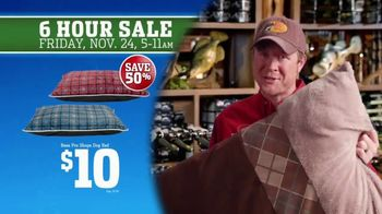 Bass Pro Shops 6 Hour Sale TV Spot, 'The North Pole: Dog Beds and Smoker' - Thumbnail 8