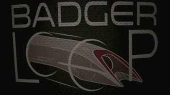 BTN Live Big TV Spot, 'Wisconsin's Badgerloop Team Shapes Transportation' - Thumbnail 4