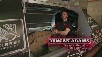 BTN Live Big TV Spot, 'Wisconsin's Badgerloop Team Shapes Transportation' - 340 commercial airings