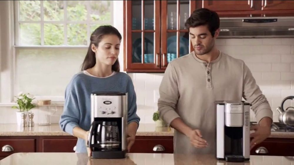 Cuisinart Coffee Center Tv Commercial The Best Of Both