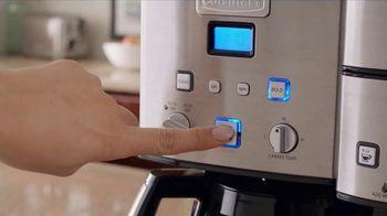 Cuisinart Coffee Center TV Spot, 'The Best of Both Worlds' - Thumbnail 8