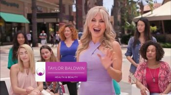3 Second Lash TV Spot, 'A True Beauty Innovation' Featuring Taylor Baldwin