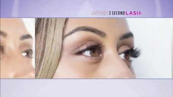 3 Second Lash TV Spot, 'A True Beauty Innovation' Featuring Taylor Baldwin - Thumbnail 3