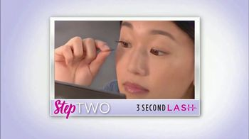 3 Second Lash TV Spot, 'A True Beauty Innovation' Featuring Taylor Baldwin - Thumbnail 6