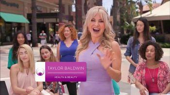 3 Second Lash TV Spot, 'A True Beauty Innovation' Featuring Taylor Baldwin