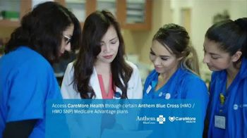 Anthem Blue Cross and Blue Shield TV Spot, 'CareMore Health'
