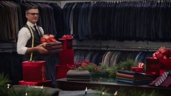 Men's Wearhouse Pre-Black Friday Sale TV Spot, 'The Gift He Needs' - Thumbnail 1