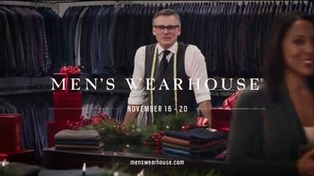 Men's Wearhouse Pre-Black Friday Sale TV Spot, 'The Gift He Needs' - Thumbnail 6
