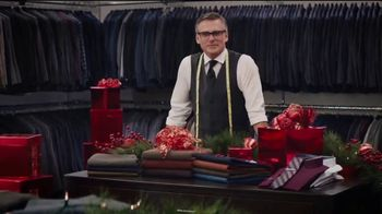 Men's Wearhouse Pre-Black Friday Sale TV Spot, 'The Gift He Needs' - Thumbnail 4
