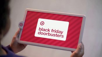 Target Black Friday Doorbusters TV Spot, 'Let's Go!' - Thumbnail 1