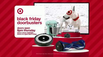 Target Black Friday Doorbusters TV Spot, 'Let's Go!' - Thumbnail 7