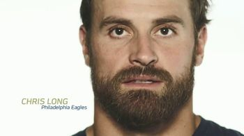 NFL TV Spot, '2017 Salute to Service: Lucky' Featuring Chris Long - 7 commercial airings