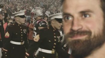 NFL TV Spot, '2017 Salute to Service: Lucky' Featuring Chris Long - Thumbnail 7