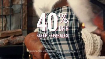 Victoria's Secret Sleep Separates TV Spot, 'Holiday Discount' - Thumbnail 7