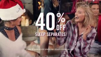 Victoria's Secret Sleep Separates TV Spot, 'Holiday Discount' - Thumbnail 8