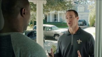 FedEx Delivery Manager TV Spot, 'Broke Down' Featuring Drew Brees - Thumbnail 3