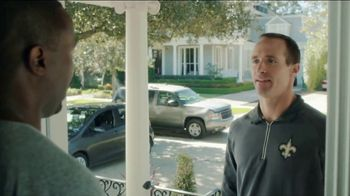 FedEx Delivery Manager TV Spot, 'Broke Down' Featuring Drew Brees - Thumbnail 4