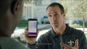 FedEx Delivery Manager TV Spot, 'Broke Down' Featuring Drew Brees - 2762 commercial airings