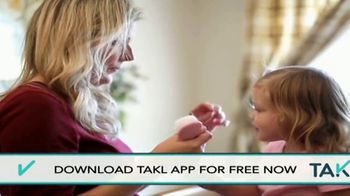 Takl TV Spot, 'Hundreds of Small Chores' - 138 commercial airings