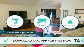 Takl TV Spot, 'Hundreds of Small Chores' - Thumbnail 3