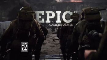 Call of Duty: WWII TV Spot, 'Epic' - Thumbnail 2