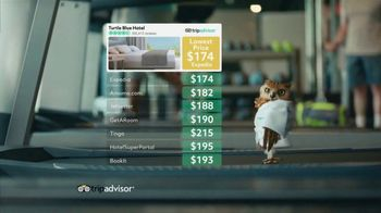 TripAdvisor TV Spot, 'Treadmill' - 7570 commercial airings