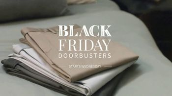 JoS. A. Bank Black Friday Doorbusters TV Spot, 'Shirts, Ties and Suits'