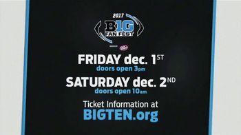 Big Ten Conference TV Spot, '2017 Big Ten Fan Fest' - Thumbnail 4