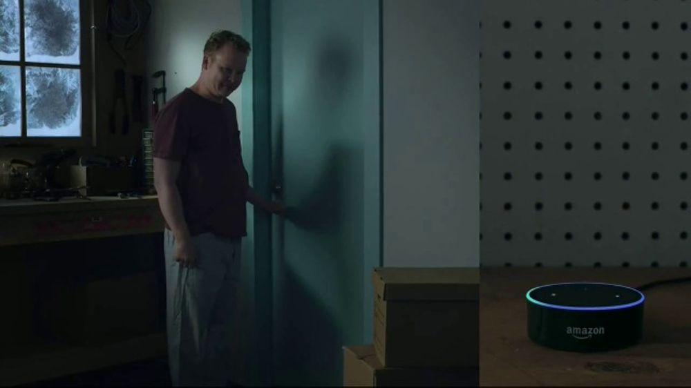 Amazon Echo Dot TV Commercial, \'Alexa Moments: Locked Out\' - iSpot.tv
