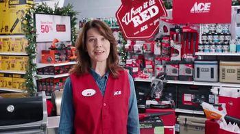 ACE Hardware Black Friday Savings TV Spot, 'Christmas Lights' - Thumbnail 2