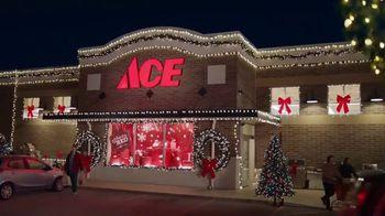 ACE Hardware Black Friday Savings TV Spot, 'Christmas Lights' - 932 commercial airings