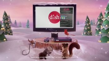 Dish Network TV Spot, 'The Spokeslistener: Mister Snowman' - Thumbnail 5