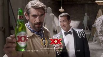 Dos Equis TV Spot, 'Most Interesting Fan: Sculpting' Featuring Rob Riggle - Thumbnail 10