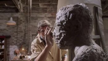 Dos Equis TV Spot, 'Most Interesting Fan: Sculpting' Featuring Rob Riggle - Thumbnail 2