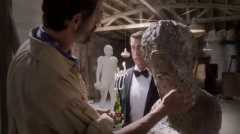 Dos Equis TV Spot, 'Most Interesting Fan: Sculpting' Featuring Rob Riggle - Thumbnail 3