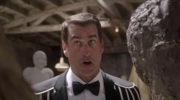 Dos Equis TV Spot, 'Most Interesting Fan: Sculpting' Featuring Rob Riggle - Thumbnail 5