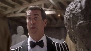 Dos Equis TV Spot, 'Most Interesting Fan: Sculpting' Featuring Rob Riggle - Thumbnail 6