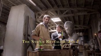 Dos Equis TV Spot, 'Most Interesting Fan: Sculpting' Featuring Rob Riggle - Thumbnail 9