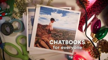 Chatbooks TV Spot, 'In-Laws Will Melt Over This Perfect $10 Holiday Gift'
