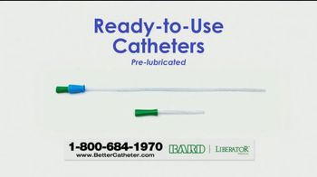 Liberator Medical Supply TV Spot, 'The Best Catheter'