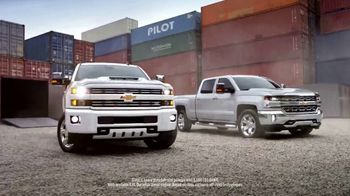 2017 Chevy Closeout TV Spot, 'Choice Without Compromise: Silverado 1500'