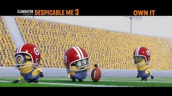 Despicable Me 3 Home Entertainment TV Spot