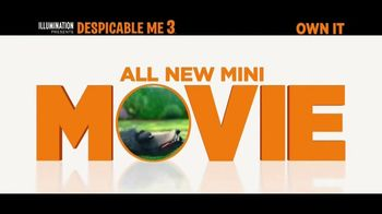 Despicable Me 3 Home Entertainment TV Spot - Thumbnail 6