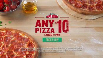 Papa John's TV Spot, 'Any $10' - Thumbnail 7