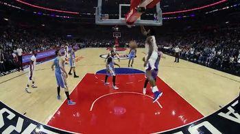 NextVR TV Spot, 'NBA in VR' - Thumbnail 6